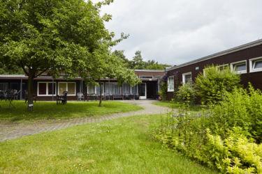 Gartenbereich/Innenhof im TMK