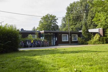 Eingangsbereich Thomas-Morus-Kolleg - Nünningweg 131