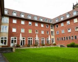 Innenhof des Collegium Marianum