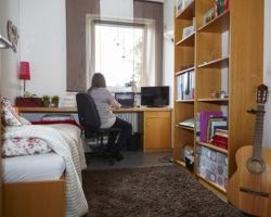 Zimmer im Collegium Marianum