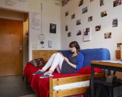 Zimmer im Fürstin-von-Gallitzin-Heim